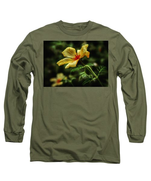 Az Poppy Long Sleeve T-Shirt