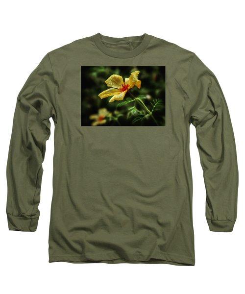 Az Poppy Long Sleeve T-Shirt