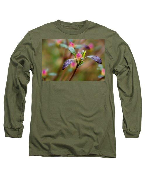 Azalea Bud Energy Long Sleeve T-Shirt