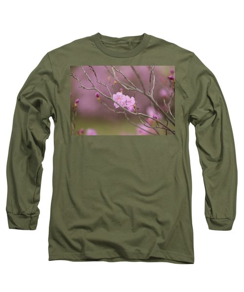 azalea III Long Sleeve T-Shirt