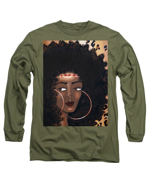 Azima Long Sleeve T-Shirt