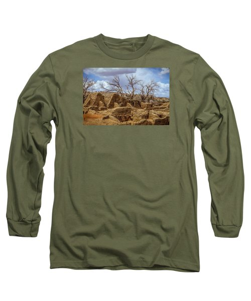 Aztec Ruins, New Mexico Long Sleeve T-Shirt