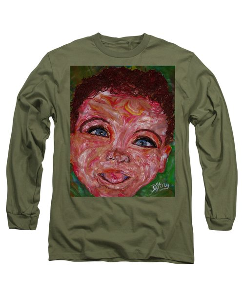 Azuriah Long Sleeve T-Shirt