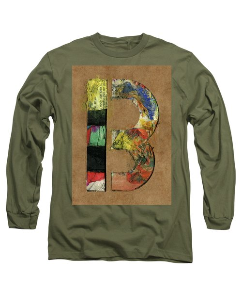 The Letter B Long Sleeve T-Shirt