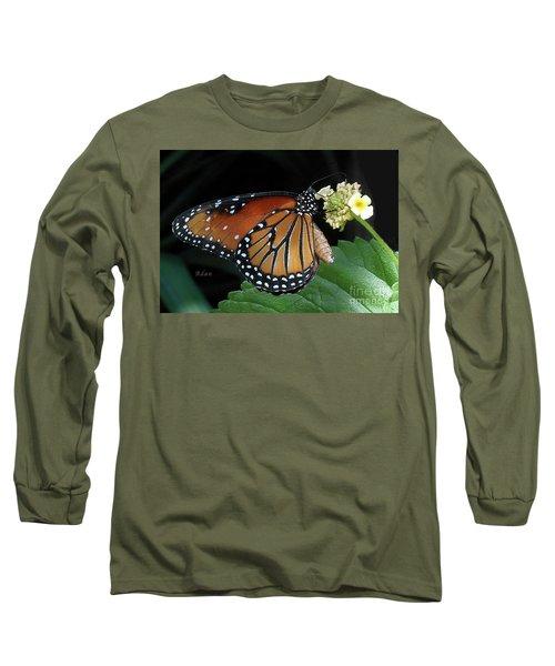 Baby Monarch Macro Long Sleeve T-Shirt