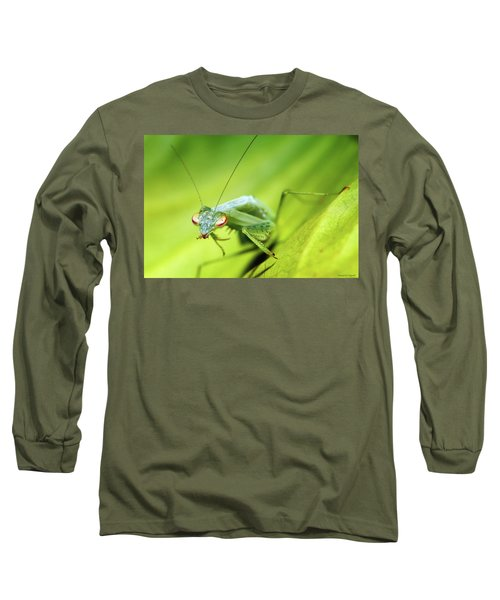 Baby Praymantes 6677 Long Sleeve T-Shirt by Kevin Chippindall