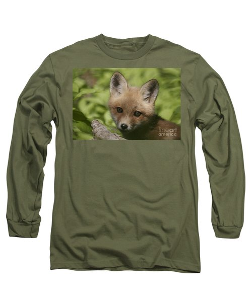 Baby Red Fox Long Sleeve T-Shirt