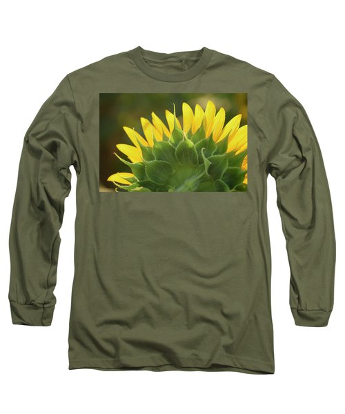 Backlit Beauty Long Sleeve T-Shirt by Phyllis Peterson