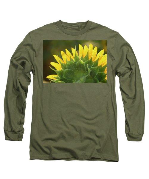 Backlit Beauty Long Sleeve T-Shirt