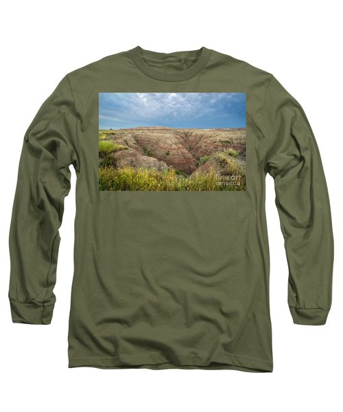 Badland Ravine Long Sleeve T-Shirt