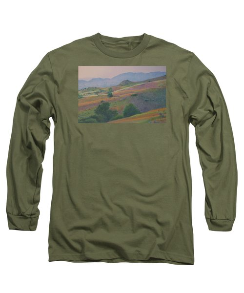 Badlands In July Long Sleeve T-Shirt