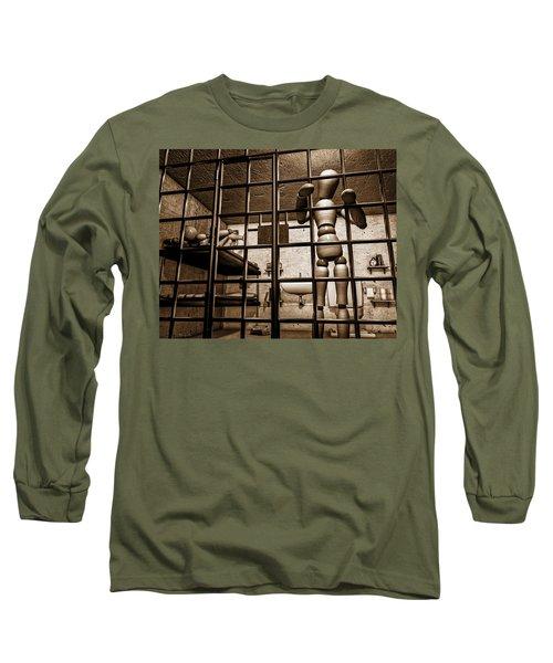 Bail Denied  Long Sleeve T-Shirt