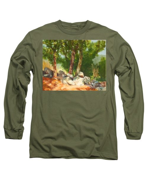 Baking In The Sun Long Sleeve T-Shirt