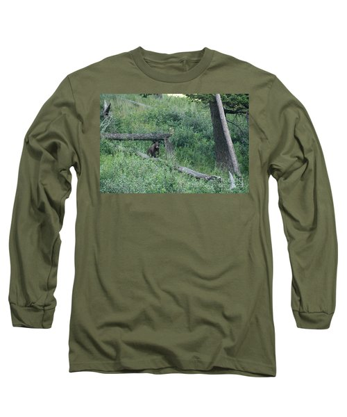 Balance Beam Long Sleeve T-Shirt