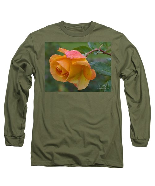 Balboa Rose Long Sleeve T-Shirt