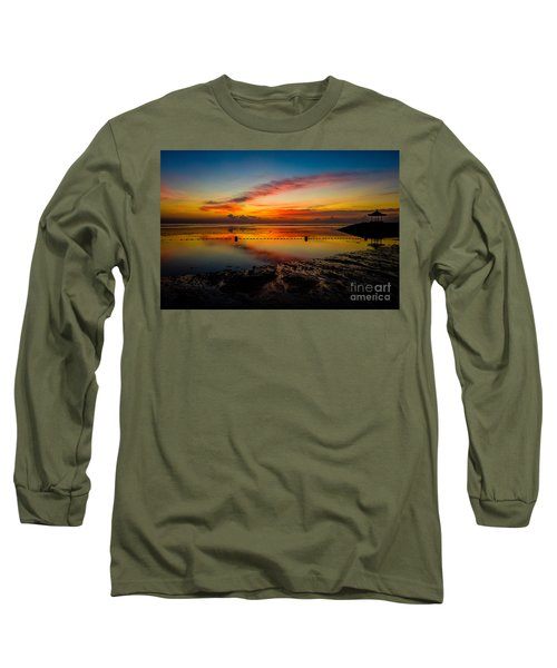 Bali Sunrise II Long Sleeve T-Shirt