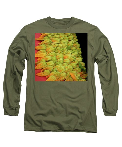 Ballard Market #1 Long Sleeve T-Shirt