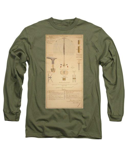 Balloon Patent Long Sleeve T-Shirt