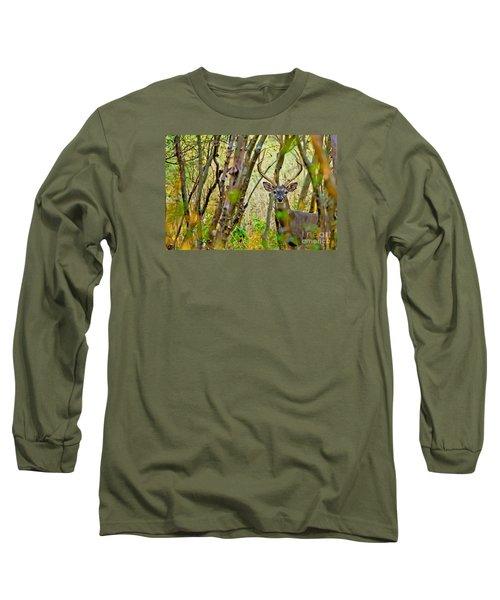 Bambi's Father Long Sleeve T-Shirt