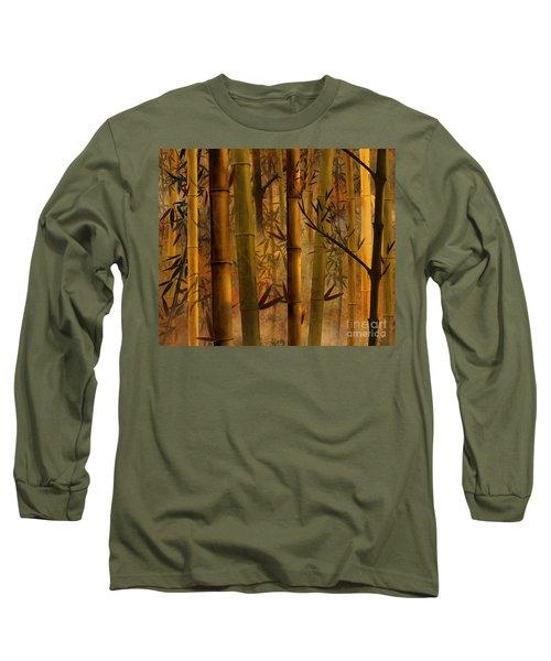 Bamboo Heaven Long Sleeve T-Shirt