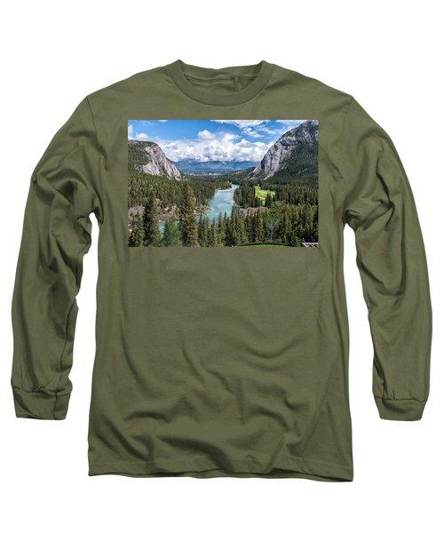 Banff - Golf Course Long Sleeve T-Shirt