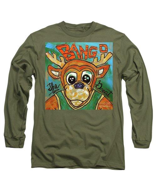 Bango The Great Long Sleeve T-Shirt