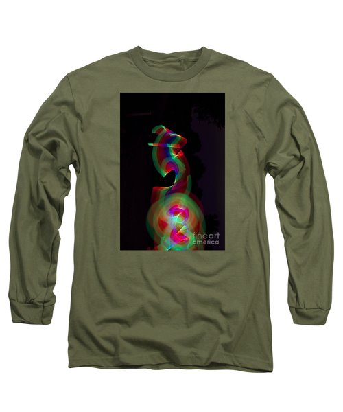 Banished By Light Long Sleeve T-Shirt by Xn Tyler