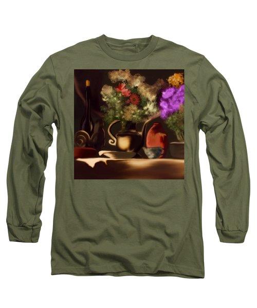 Banquet  Long Sleeve T-Shirt