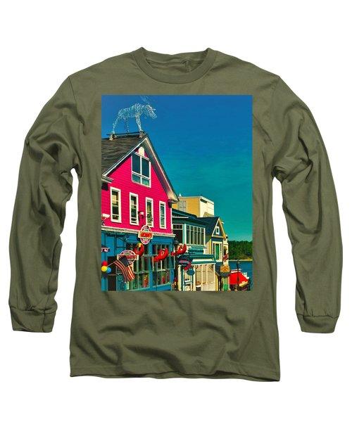Bar Harbor Long Sleeve T-Shirt