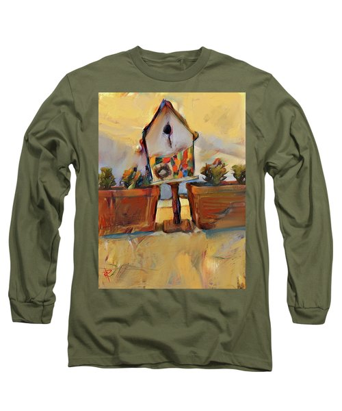 Barb's Bird House Long Sleeve T-Shirt