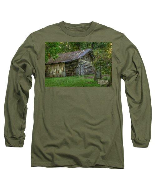 Barn At Artist Point Long Sleeve T-Shirt