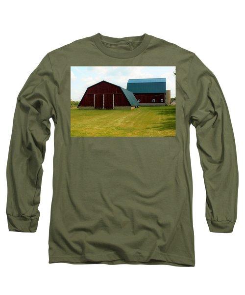 0004 - Barn Brothers Long Sleeve T-Shirt