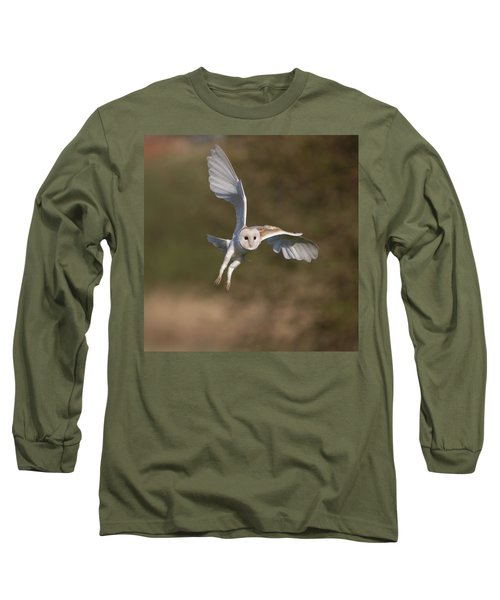 Barn Owl Cornering Long Sleeve T-Shirt