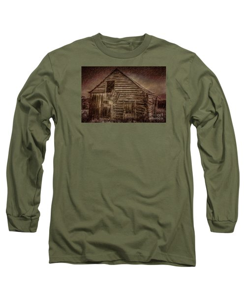 Barn Storm Long Sleeve T-Shirt
