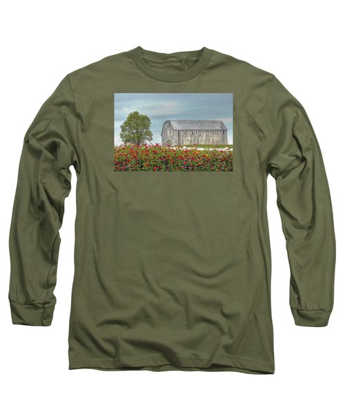 Barn With Charm Long Sleeve T-Shirt