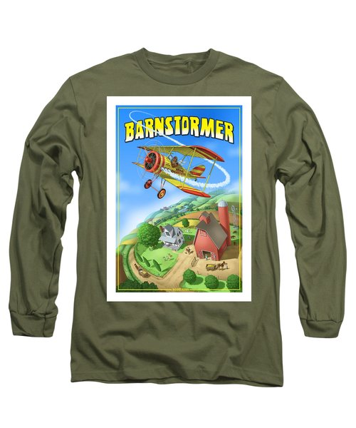 Barnstormer Long Sleeve T-Shirt