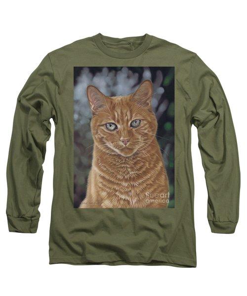 Barry The Cat Long Sleeve T-Shirt