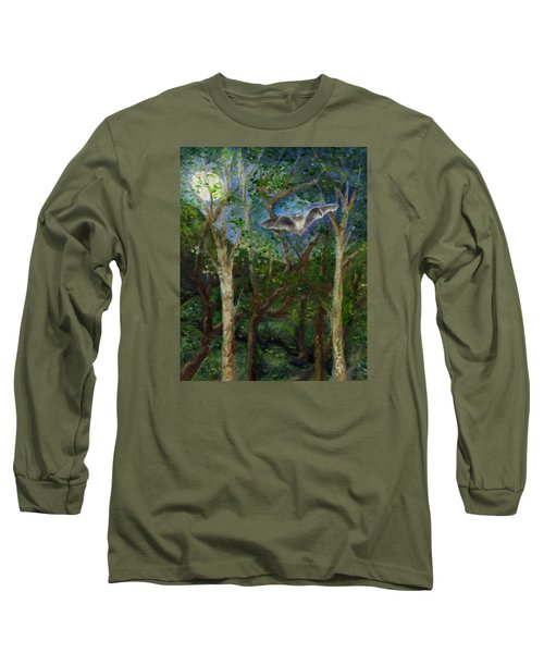 Bat Medicine Long Sleeve T-Shirt