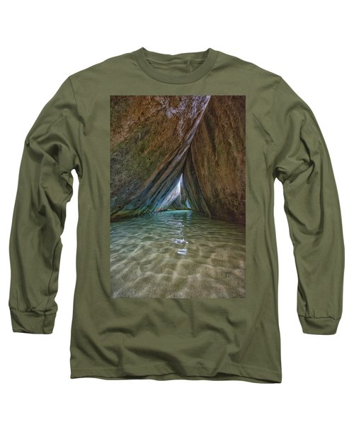 Bath Light Long Sleeve T-Shirt