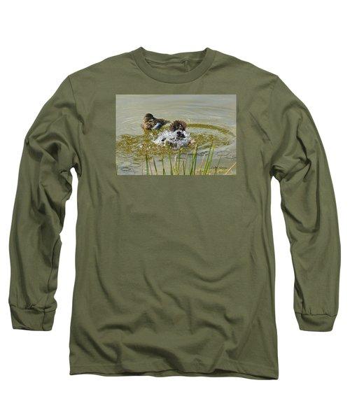 Bathing Long Sleeve T-Shirt