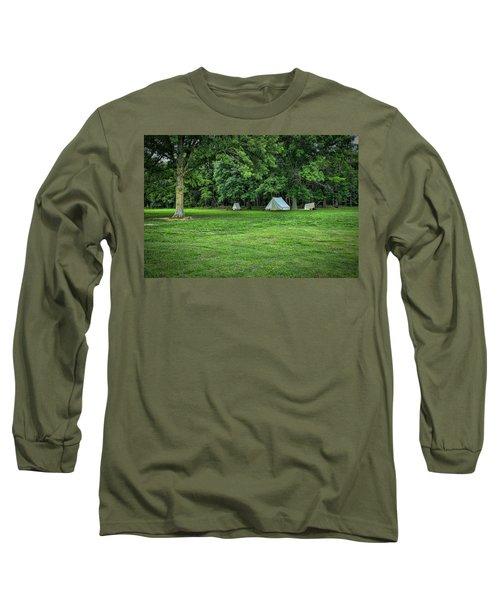 Battlefield Camp 2 Long Sleeve T-Shirt