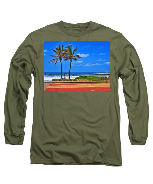 Bay Of Plenty Long Sleeve T-Shirt