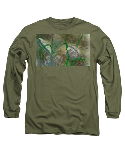 Bay Scallops Long Sleeve T-Shirt