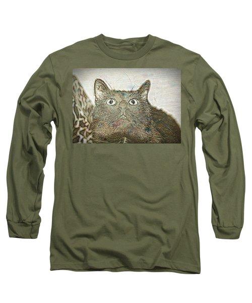 Bb Gazing Long Sleeve T-Shirt
