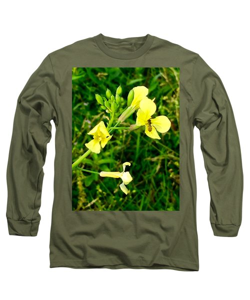 Be My Honey Long Sleeve T-Shirt