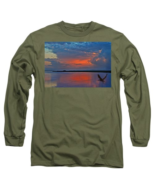 Be Still My Soul Long Sleeve T-Shirt