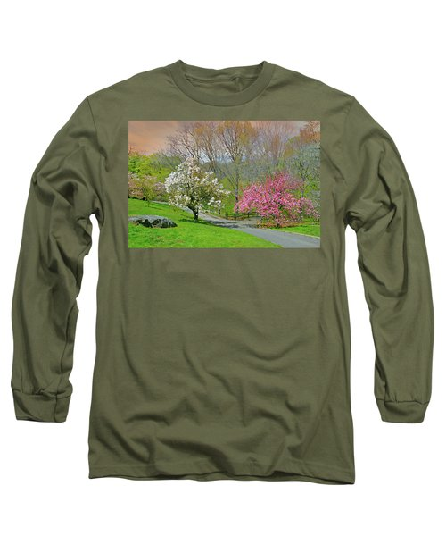 Long Sleeve T-Shirt featuring the photograph Be True To Yourself by Diana Angstadt