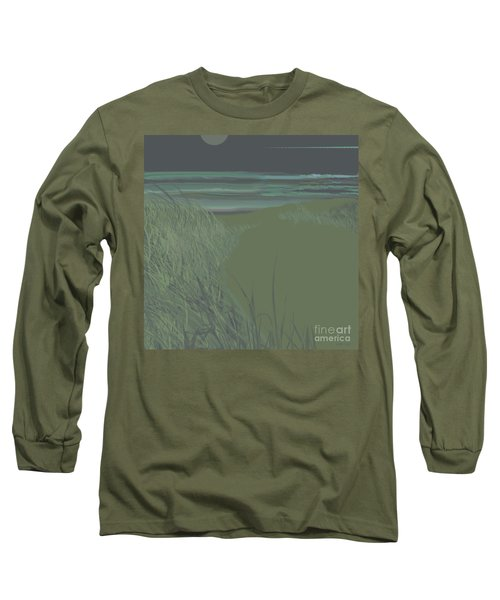 Beach 3 Long Sleeve T-Shirt