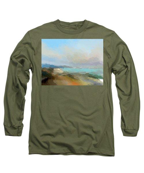 Beach Light Long Sleeve T-Shirt