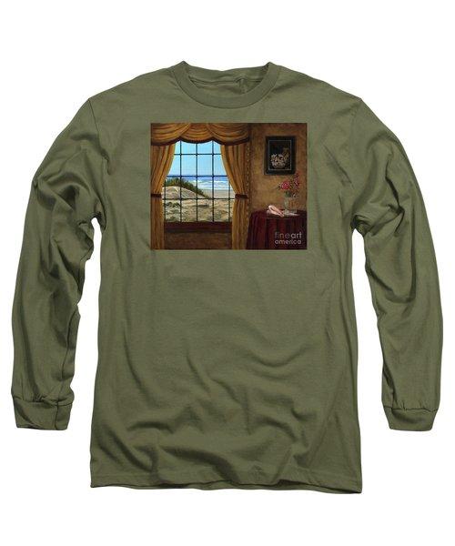 Beach Longing Long Sleeve T-Shirt